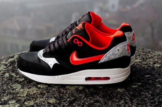"""sports shoes 80ac1 e5a18 Nike Air Max 1 """"Saint Valentines Day"""" Release Date 21414"""
