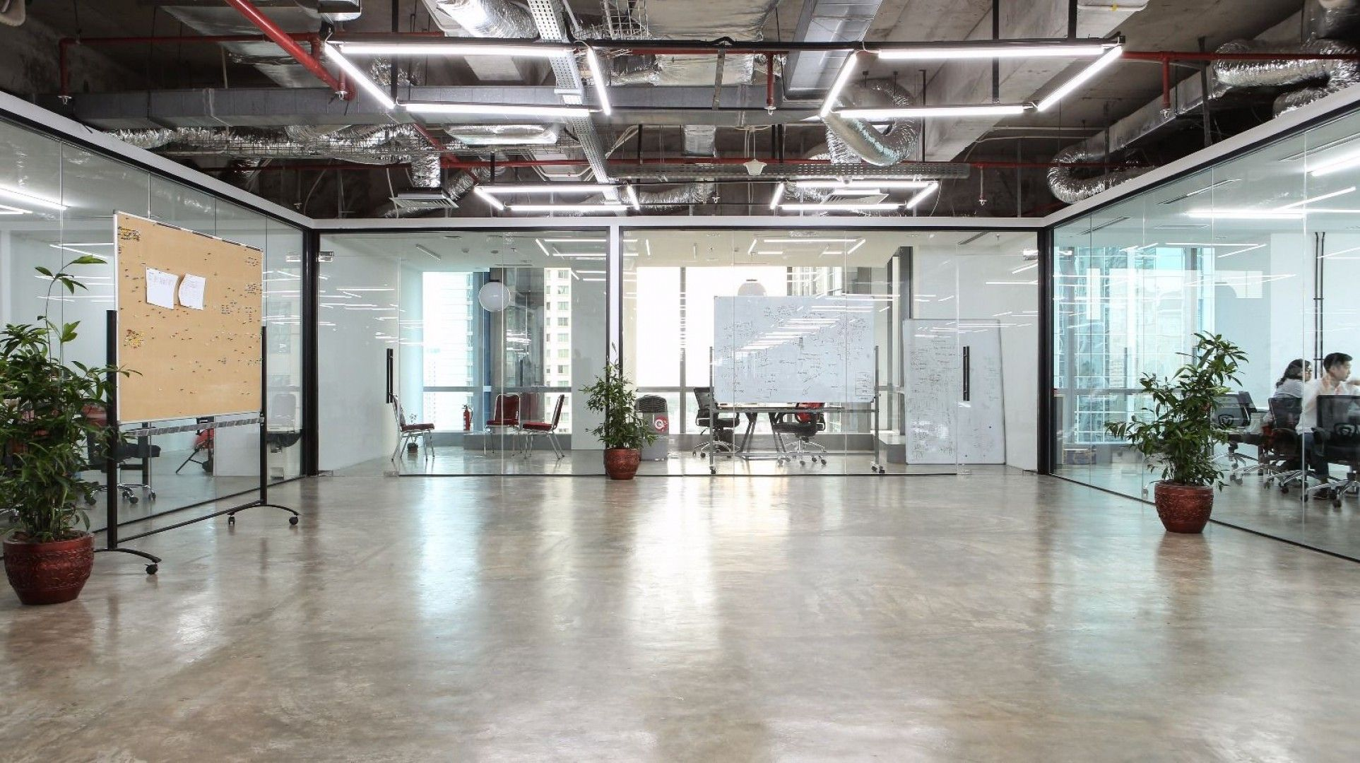 Industrial, Modern - Working Space - Qraved - Jakarta Pusat