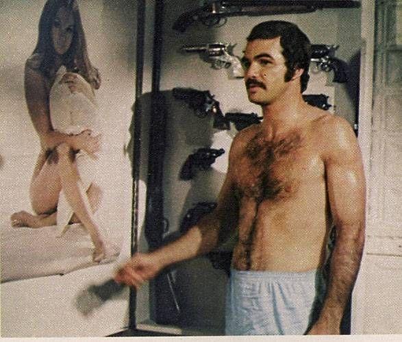 Burt reynolds semi nude