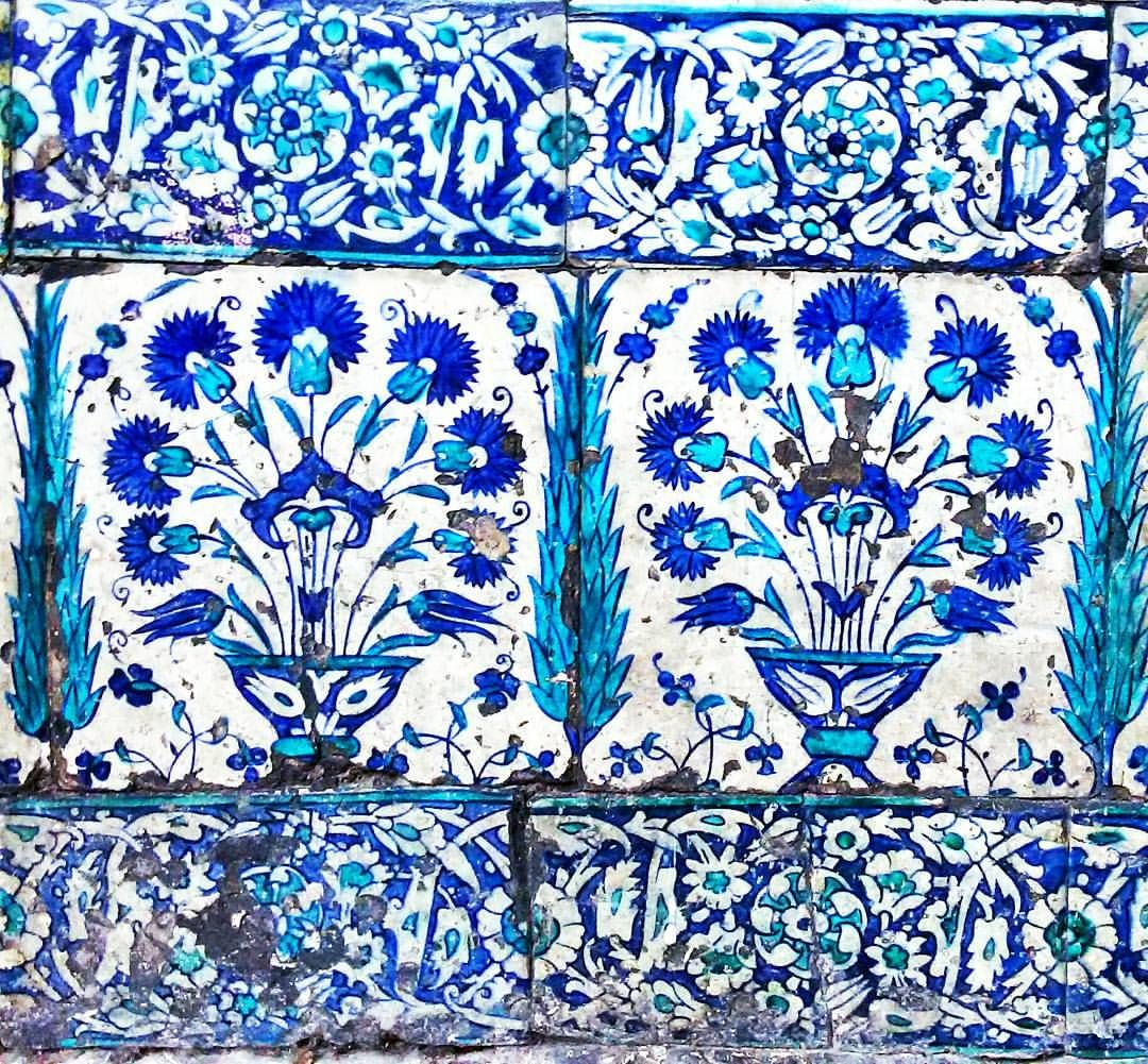 #art #islamicart #details #design #çini #traditionalart  #blue #minimalism #archdesign #designforeveryone