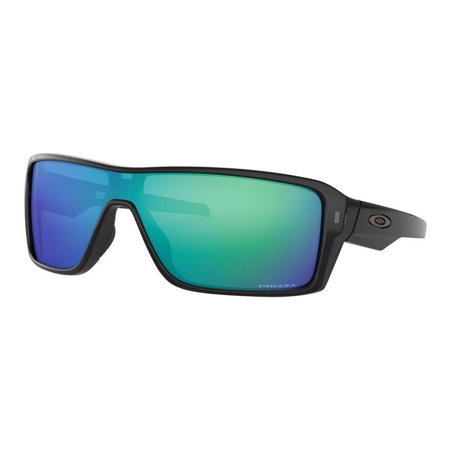 3923dd3496e Men s Oakley Ridgeline OO9419 27mm Rectangle Mirrored Sunglasses in ...