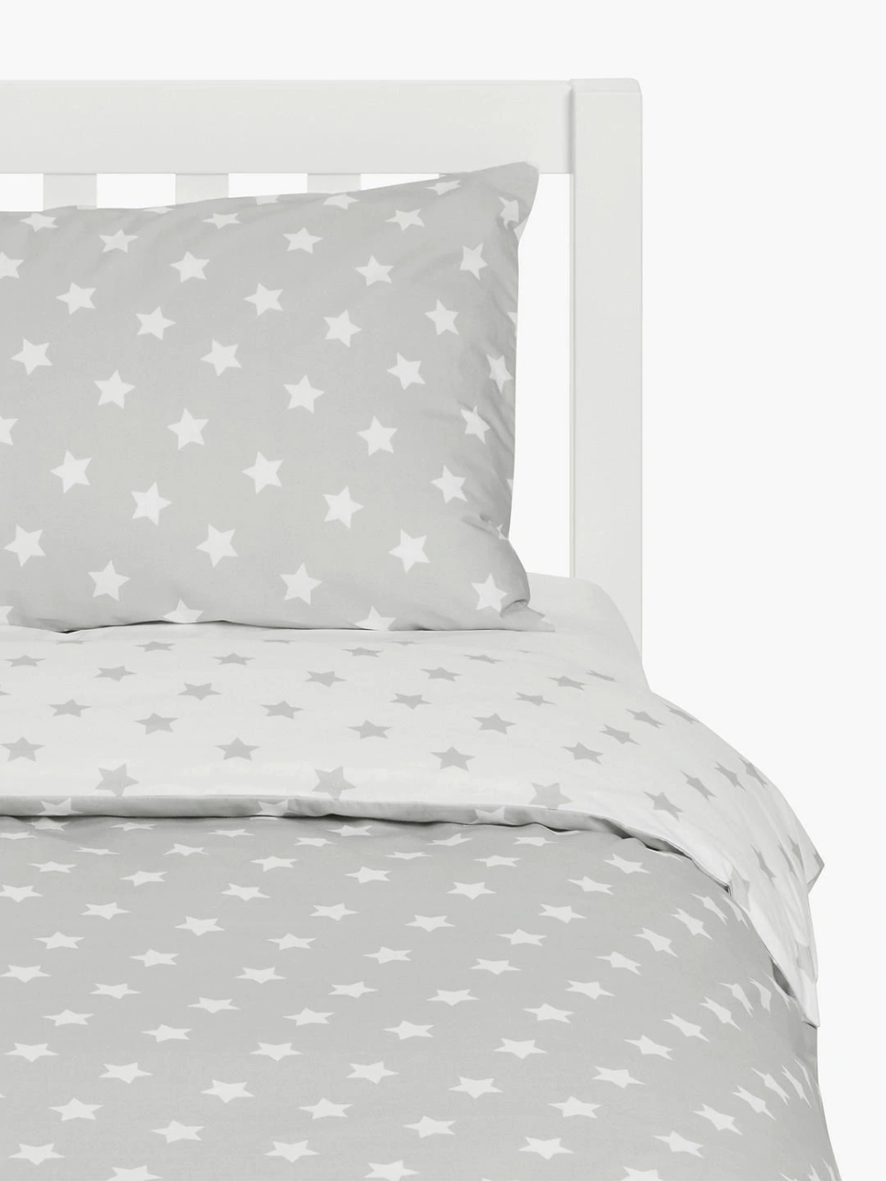 Little Home At John Lewis Star Reversible Duvet Cover And
