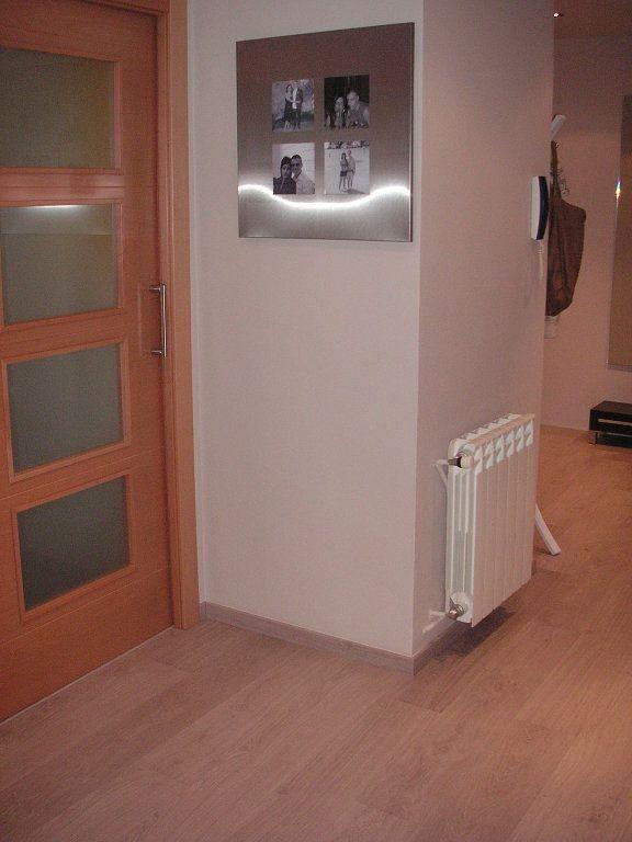 Color paredes suelos y puertas decorar tu casa es casa pinterest - Combinar suelo y puertas ...