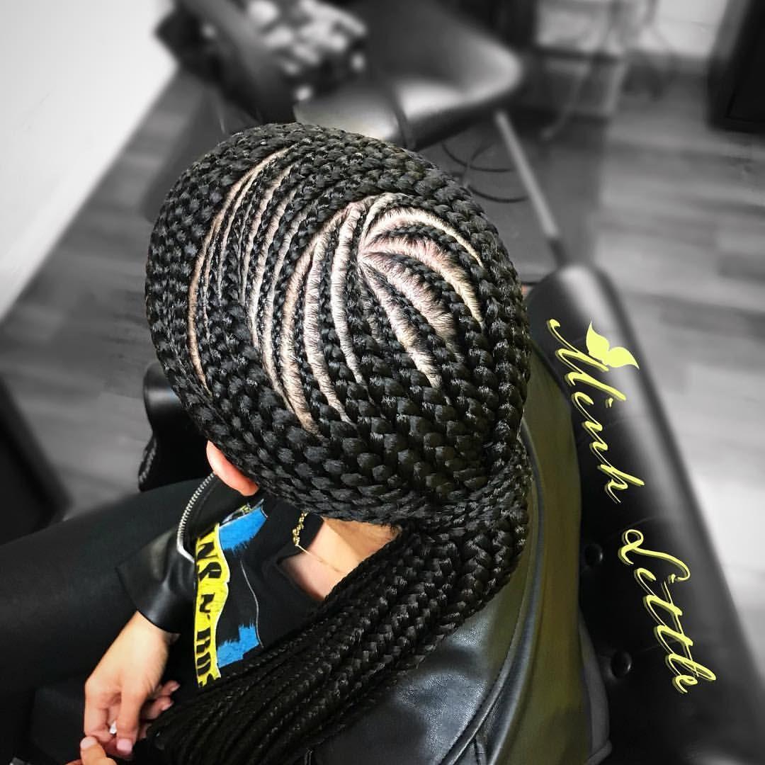 43++ Cornrow braided low ponytail ideas