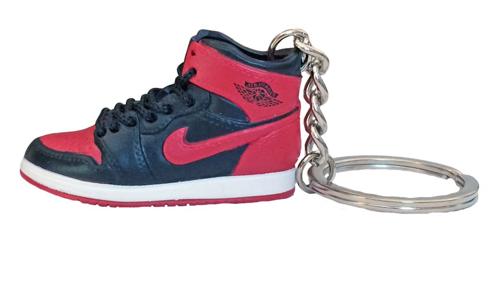 Nike Jordan 1 Black Red