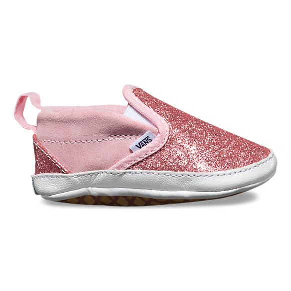 Baby · Infant Shimmer Slip-On V Crib | Shop Toddler Shoes at Vans