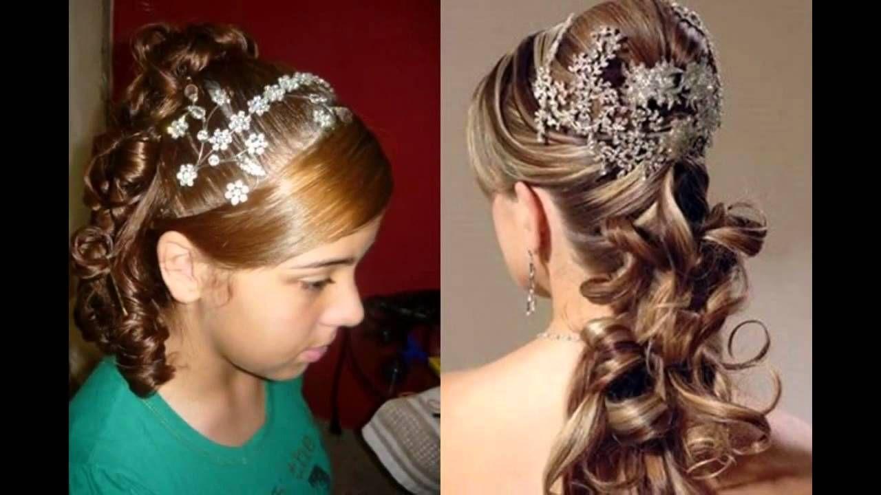 Resultado de imagem para penteados para debutantes