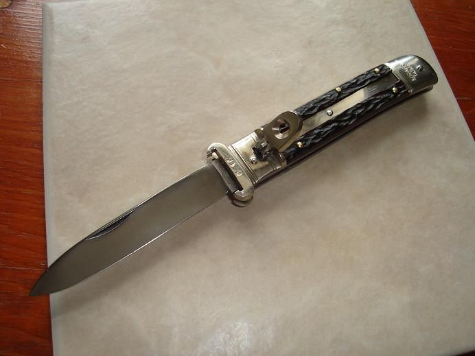 A Knife Similar To The One Johnny Cade Uses In The
