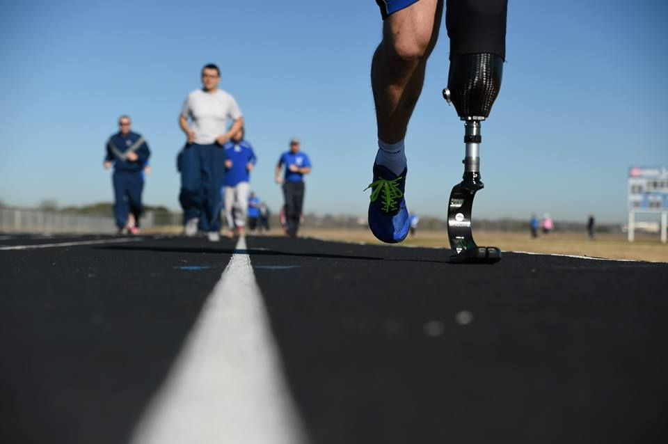 """It's hard to beat a person who never gives up."" -- Babe Ruth. Warrior Games 2015 are underway as the athletes show their incredible resiliency and dedication in each competition. Do you know anyone as strong and committed as these Air Force Wounded Warrior athletes?"