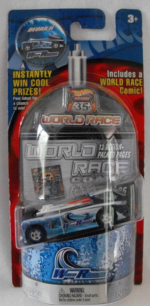 Hot Wheels World Race Highway 1/35 DEORA II from team WAVE ...  Hot Wheels Worl...