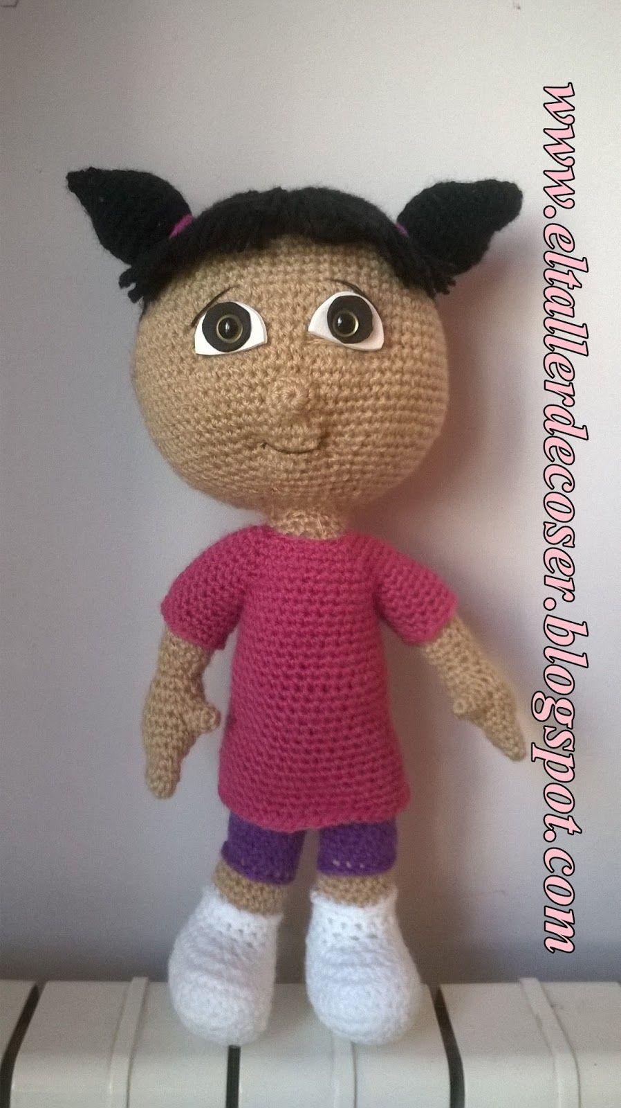 Amigurumi | Boo 👧🏽 from Monsters Inc Crochet Pencil Topper ... | 1600x898