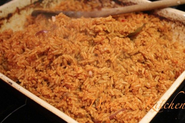 10 dishes you will find in Nigerian homes during Christmas period (With Pics)