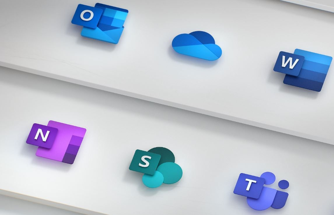 Microsoft rolling out new app icons for Office 365