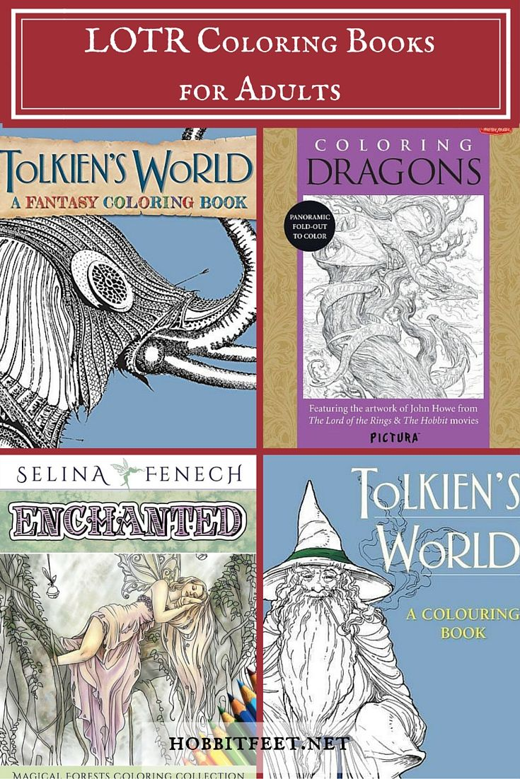 Lotr Lord Of The Rings Coloring Books For Adults Hobbit Feet Coloring Books The Hobbit Movies Outrageous Ideas