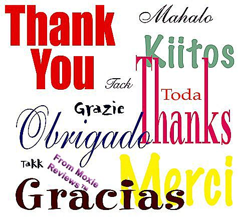 Thank You to Facebook Fans! - Moxie Reviews Have a great day and a - best of sample invitation letter kosovo