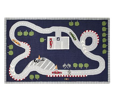 Perfect Rug For The Playroom My Car Obsessed Kid
