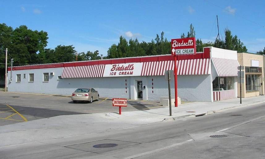 Classic Eats: Birdsall's Ice Cream, Mason City, IA   Mason ...