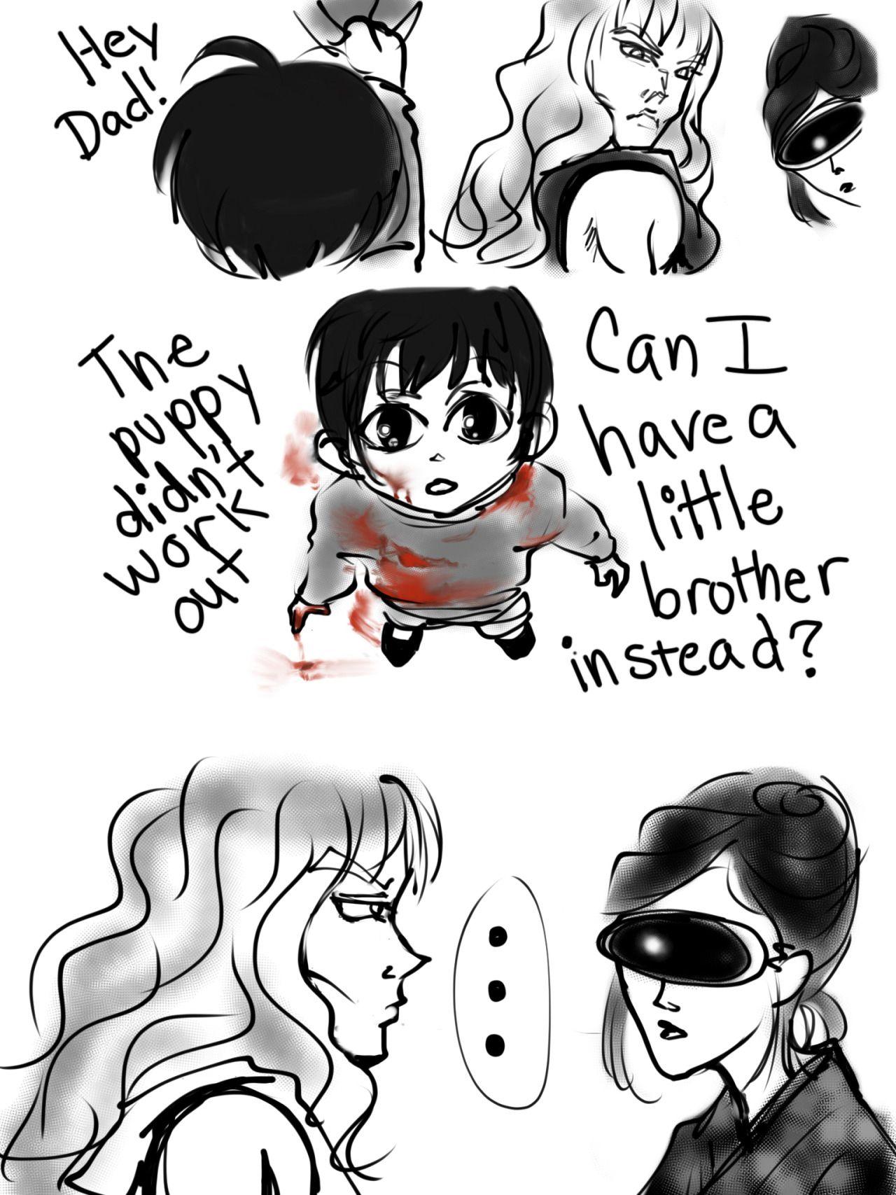 young illumi zoldyck wants  little brother hxh hunterxhunter anime also rh pinterest