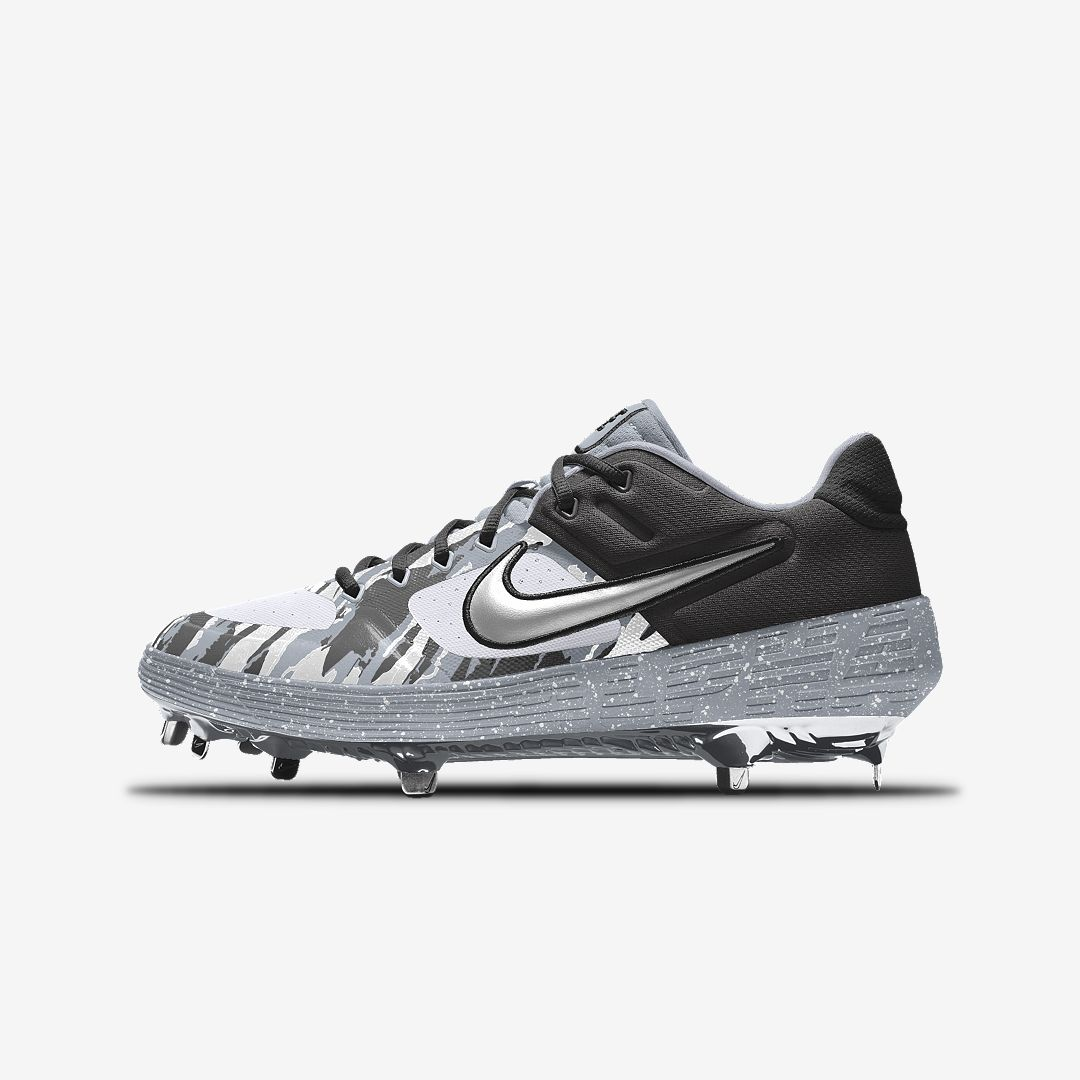 Nike Alpha Huarache Elite 2 Low Metal