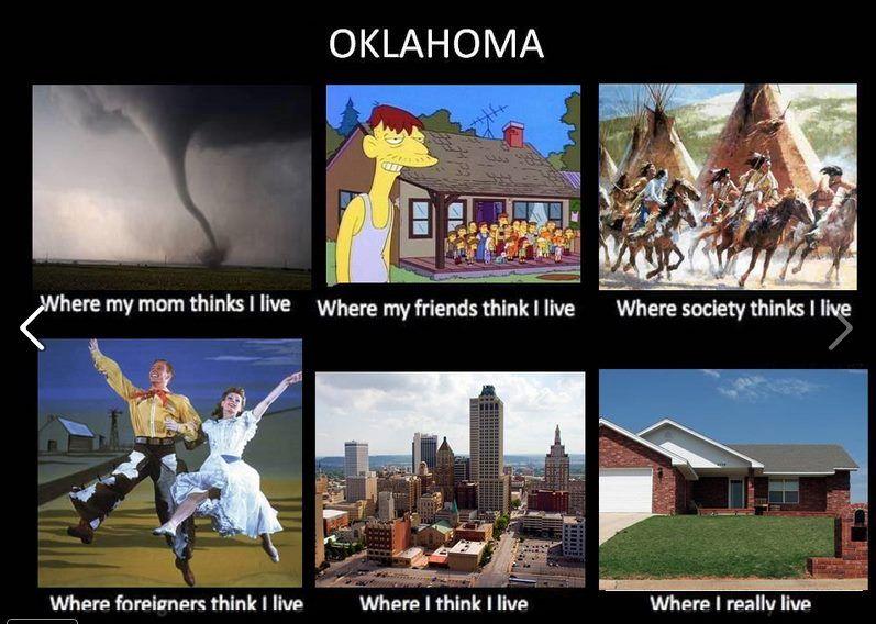 Oklahoma! Oklahoma, Oklahoma quotes, Oklahoma history