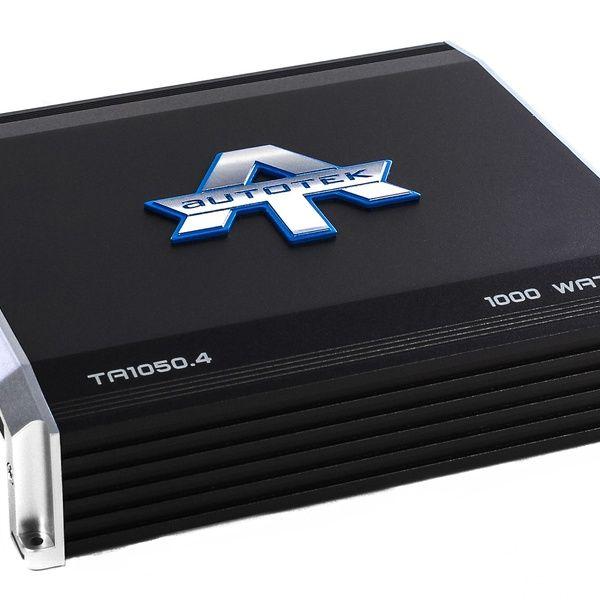 Autotek 4 Channel 1000 Watt Amp Car Audio Class A/B Power