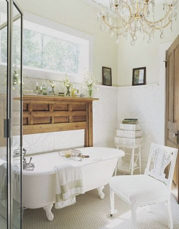 baños rusticos Living Space Pinterest Dream bathrooms, Rustic