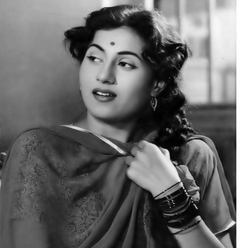 The Most Beautiful Actress In India Madhubala : died on 23 February 1969 after a prolonged illness.