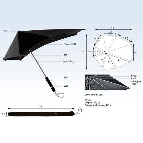 7ad04abf3256 Original Red Senz Umbrella - Do Shop | Slick Style Furniture | Red ...