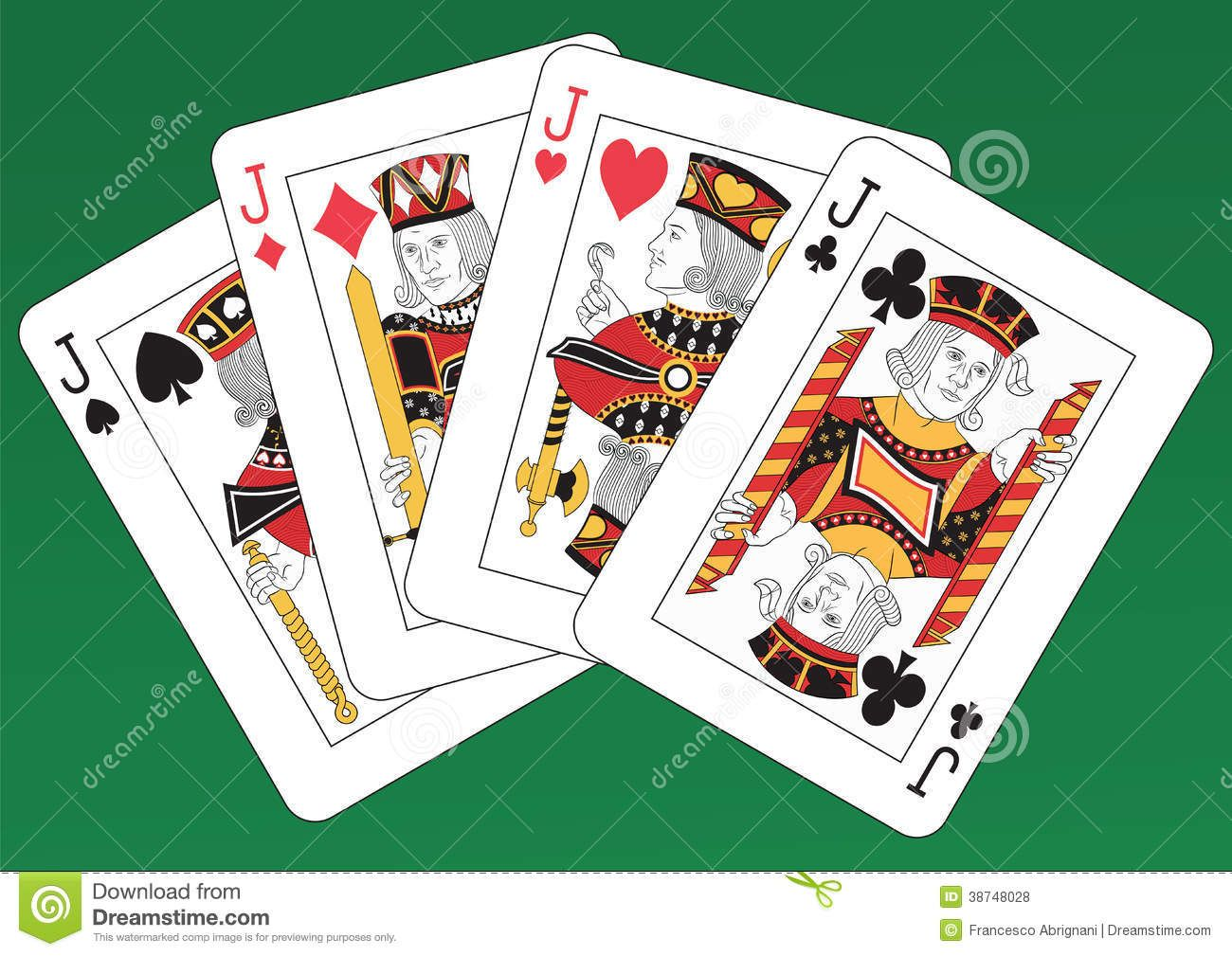 Four Jacks Card Games Cards Game Lovers