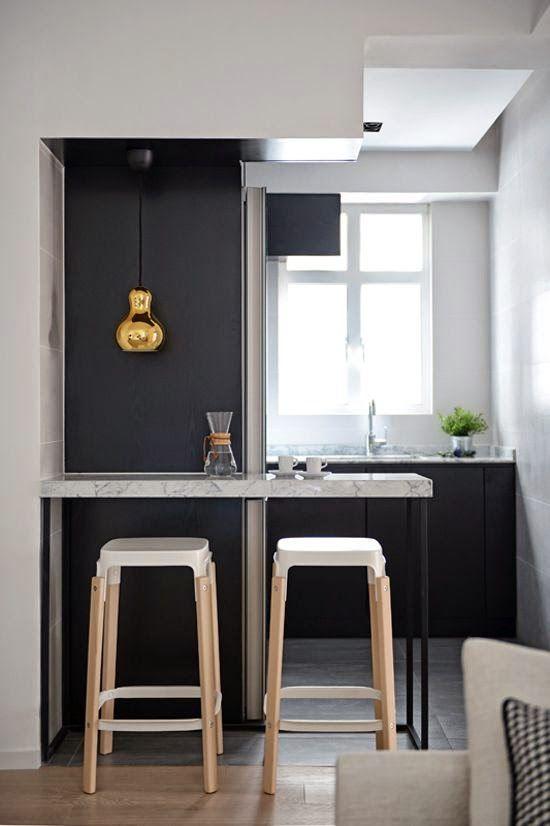 Aménagement Petite Cuisine  LE Guide Ultime Kitchens, Ideas para