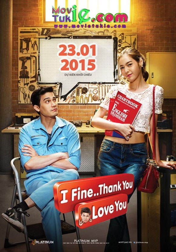 Nonton I Fine Thankyou Love You Sub Indo : nonton, thankyou, Thank, Subtitle, Indonesia