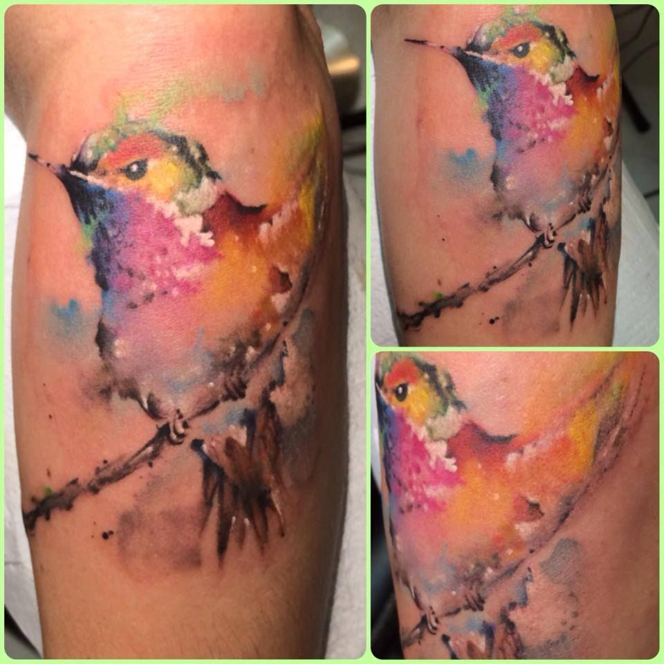 Marcus Lund Tattoos Tattoos Watercolor Pinterest