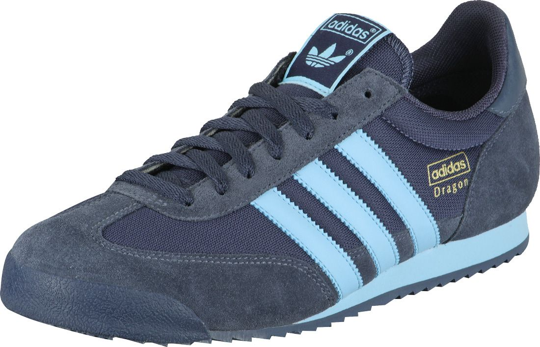 adidas dragon shoes navy blue