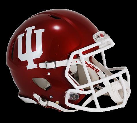 Indiana Revolution Speed Helmet By Riddell 299 00 Football Helmets Indiana Hoosiers Helmet