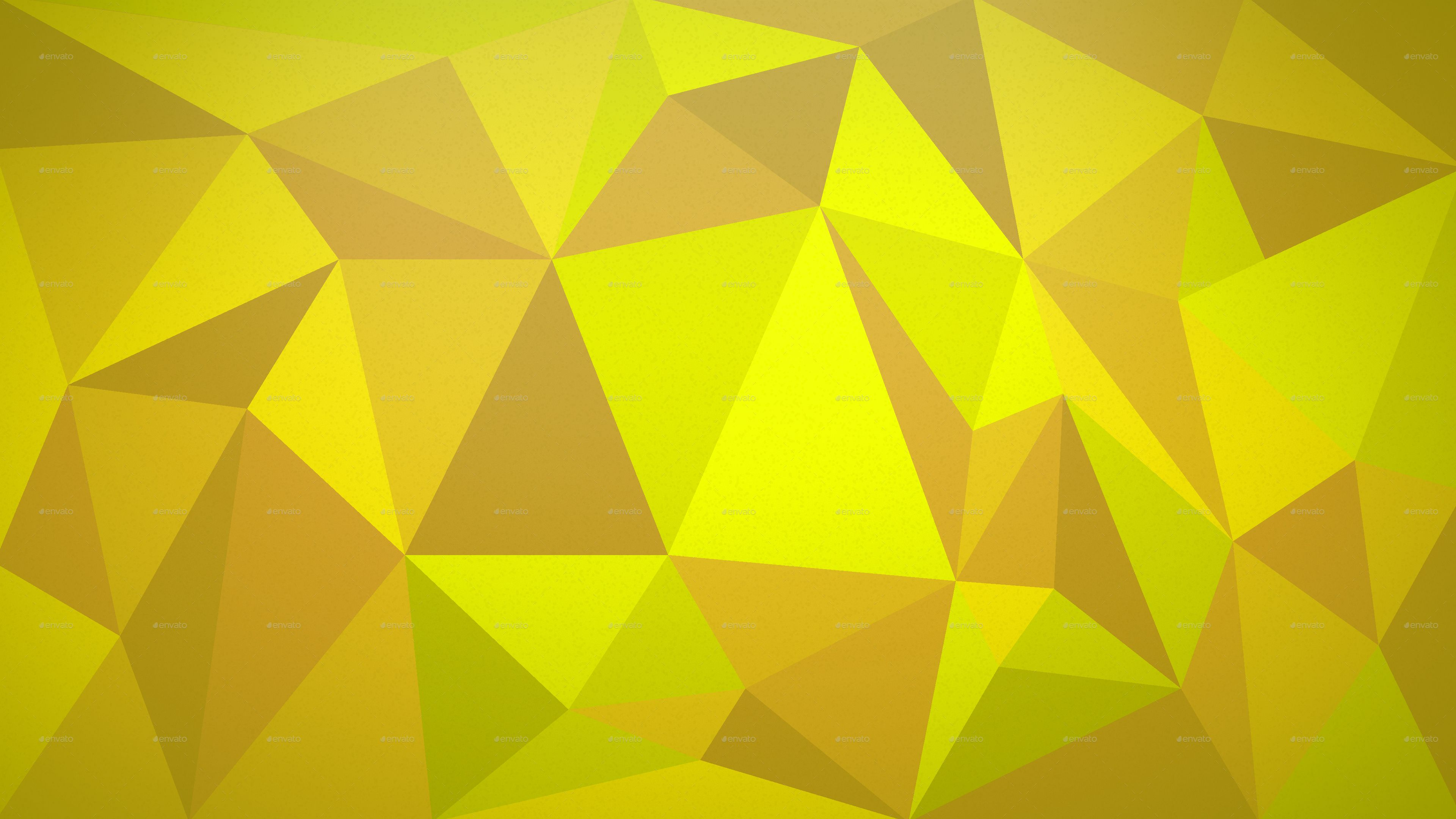 4k Polygonal Wallpapers Wallpaper Polygon Abstract Artwork