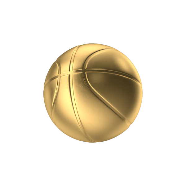 Basketball Ball Gold Png Images Psds For Download Pixelsquid S112707855 Basketball Ball Basketball Ball