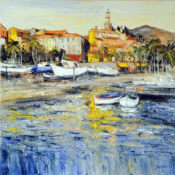 Artiste peintre menton 28 images galerie graal galeries d contemporain peinture menton - Sortir la voiture jaune du garage ...