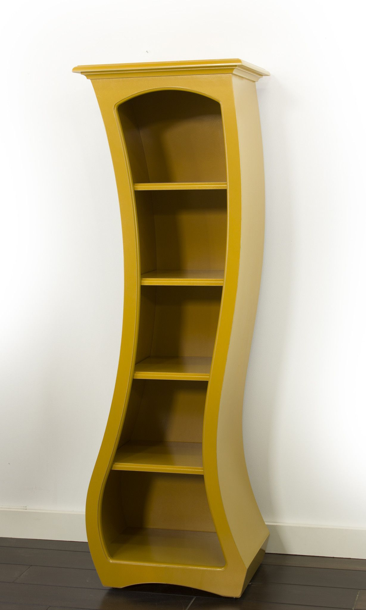 loungle bookcases en bookcase col candle curved