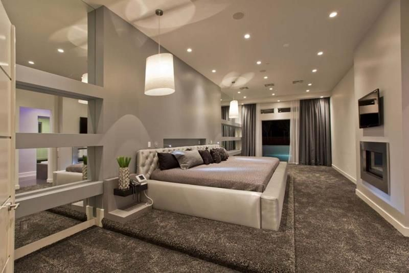 21 Contemporary And Modern Master Bedroom Designs Modern Luxury Bedroom Luxurious Bedrooms Modern Master Bedroom Design