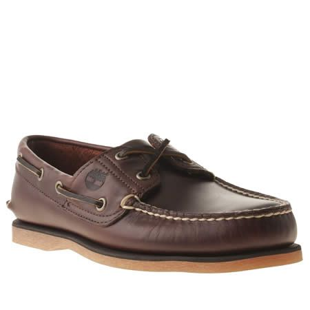 brown classic boat, part of the mens timberland shoes range available at  schuh