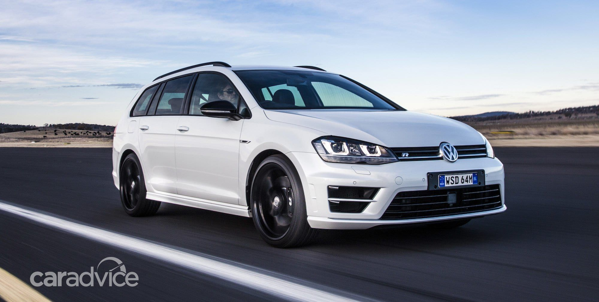 2016 Volkswagen Golf R Wagon Review Caradvice In 2020 Volkswagen Golf R Vw Golf Variant Vw Wagon