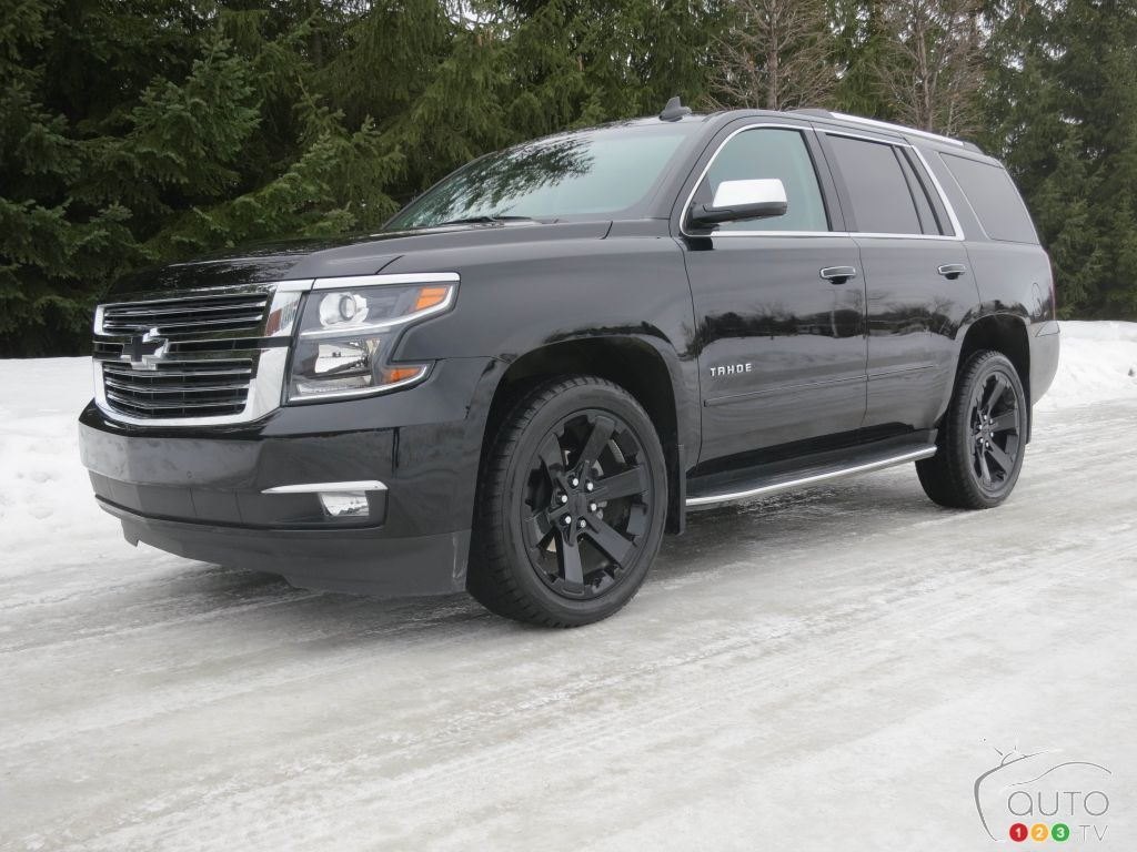 2017 chevy tahoe premier and its clones car reviews auto123