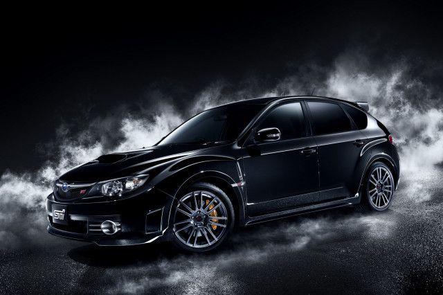 Subaru Impresa Wrx Black Wallpaper Cars Pinterest Subaru
