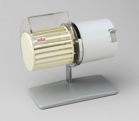 Moma The Collection Reinhold Weiss Desk Fan Model