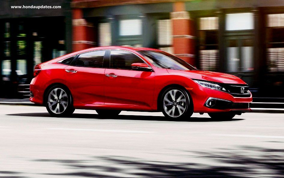 2020 Honda Civic All Wheel Drive Specs, Review and Price