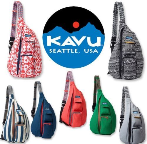 Spring 2017 Kavu Styles Get Them First Great For Use As A Backpack Hand Bag Purse Diaper Overnight