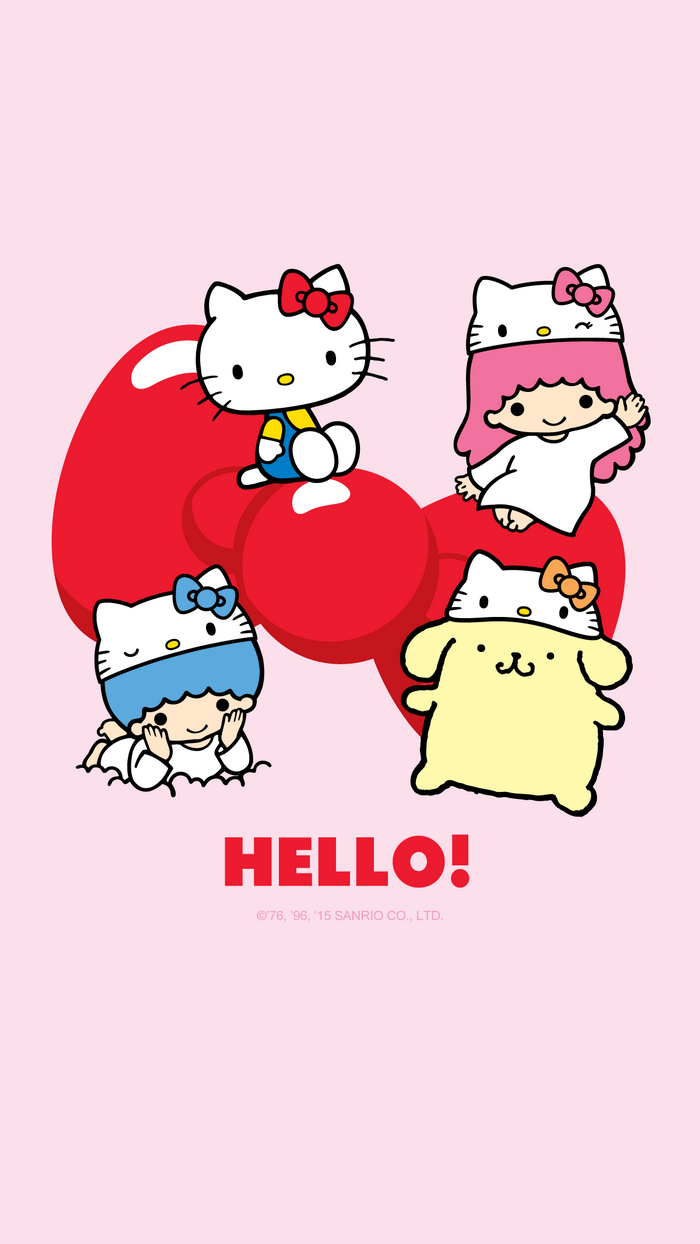 Good Wallpaper Hello Kitty Painting - afc1e207d722659e612343bc01526a44  You Should Have_336550.png
