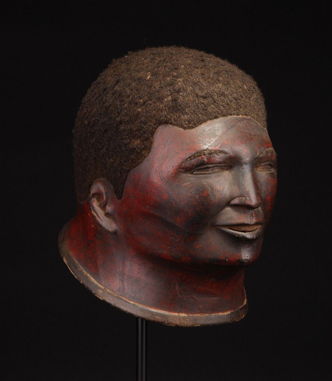 AF595: Makonde Mask