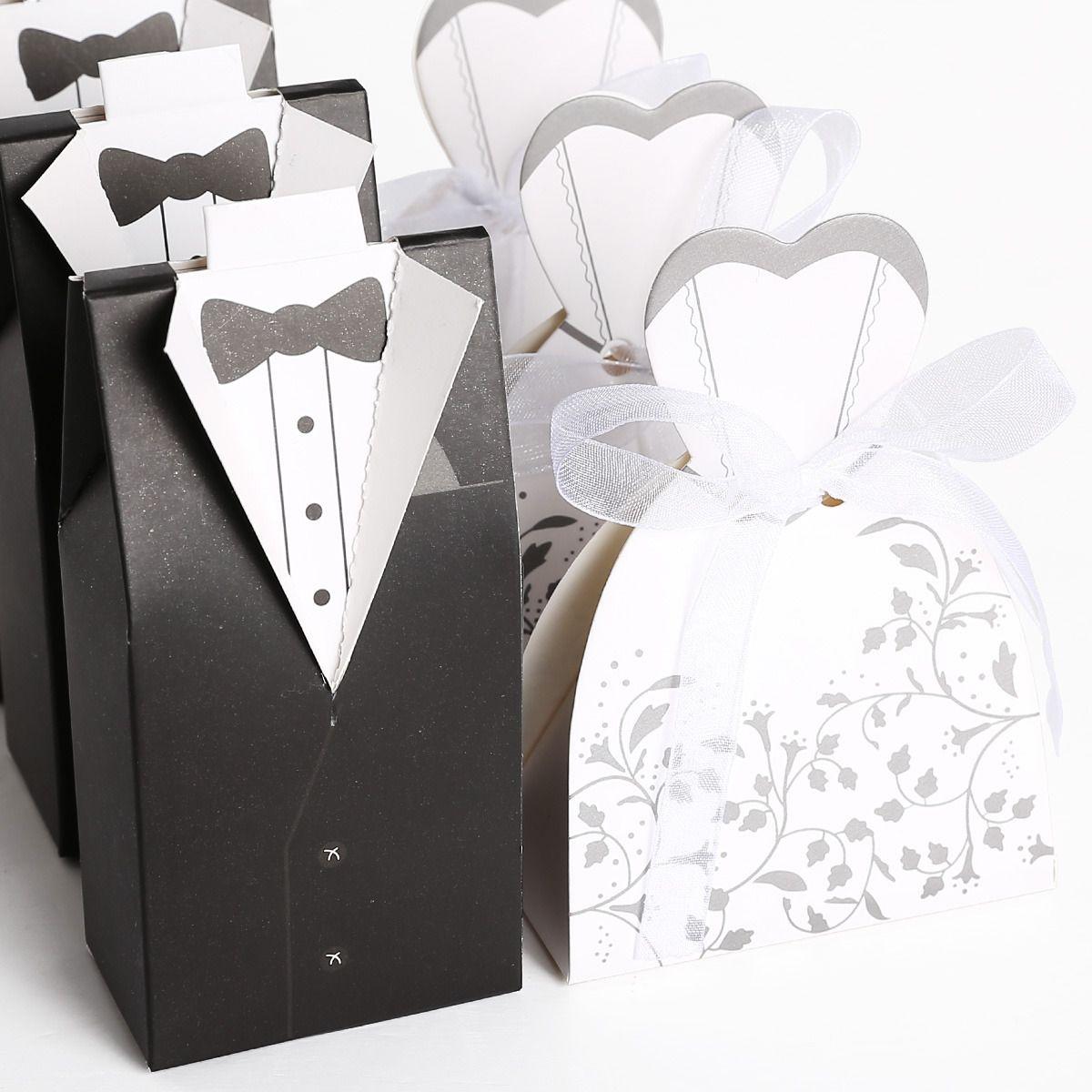 dragées boites mariage homme femme contenant dragées,contenant ...