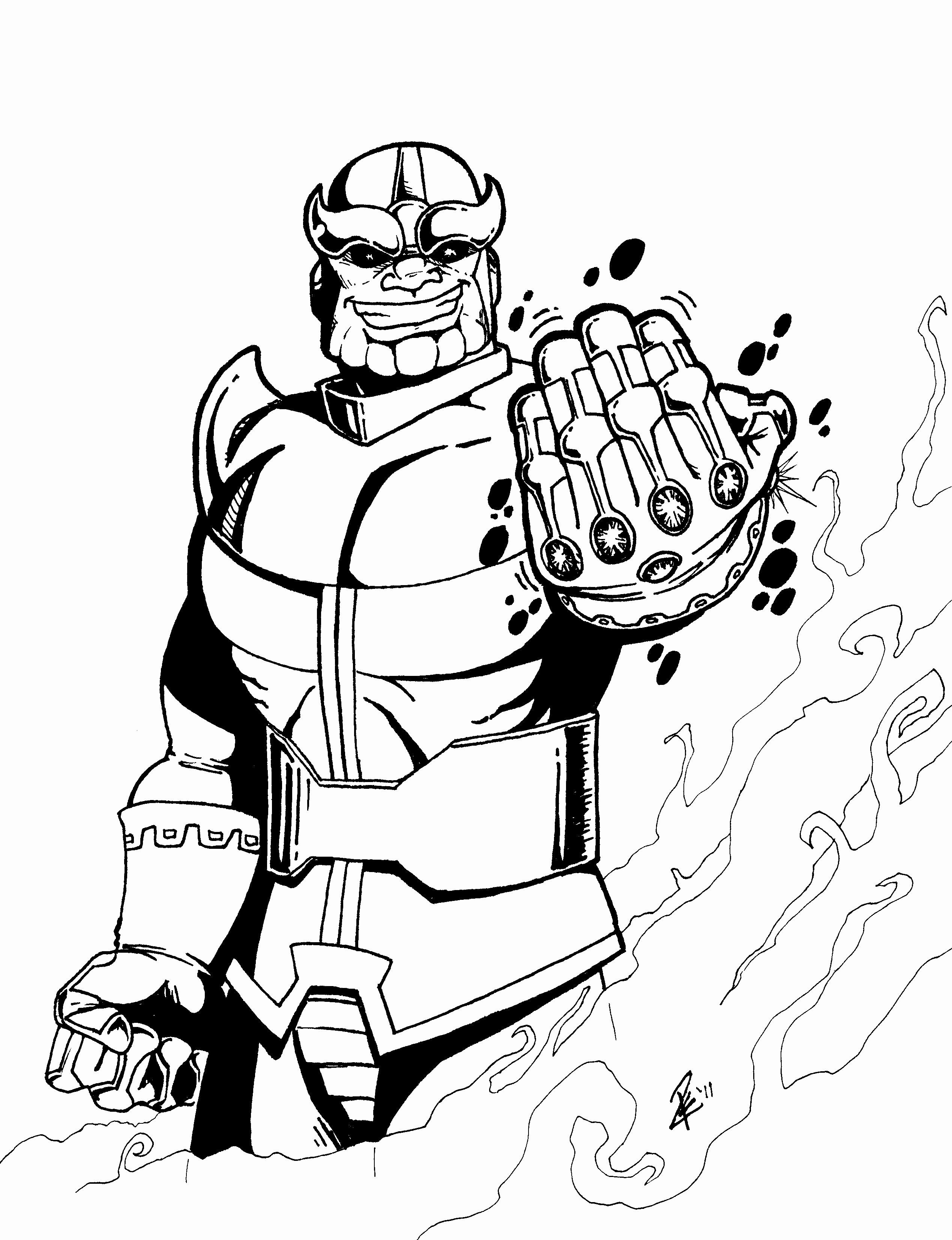 28 Infinity Gauntlet Coloring Page In 2020 Avengers Coloring